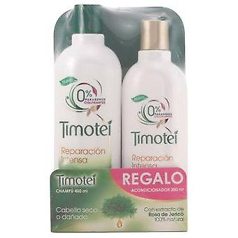 Timotei Intense Repair Lot 2 Pieces (Hygiene and health , Shower and bath gel , Shampoos)