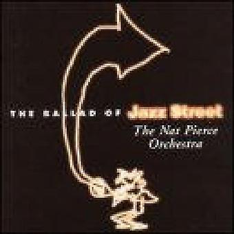 Nat Pierce - balladen af Jazz Street [CD] USA import