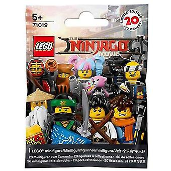 Lego Minifigures The  Ninjago Movie 71019 (Toys , Constructions , Characters And Animals)