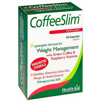 Health Aid Coffeeslim Blister 60's Vegicaps