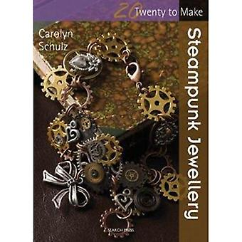 Search Press Books Steampunk Jewelry Sp 21012