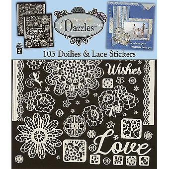 Dazzles Stickers 7.75
