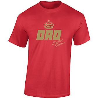 Dad Limited Edition Father's Day Mens T-Shirt 10 Colours (S-3XL) by swagwear
