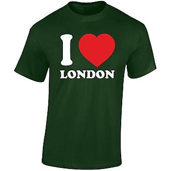 I Love London Mens T-Shirt 10 Colours (S-3XL) by swagwear