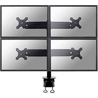 4 x Monitor desk mount 48,3 cm (19) - 76,2 cm (30) Swivelling/tiltable, Swiv