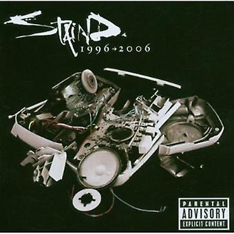Staind - Singles 1996-2006 [CD] USA import