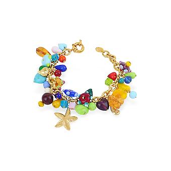 Antica Murrina ladies BR291A18 multicolour other materials bracelet