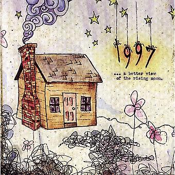 1997 - Better View of the Rising Moon [CD] USA import