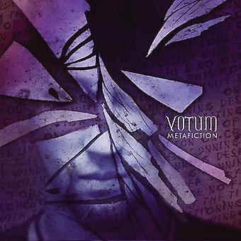 Votum - Metafiction [CD] USA import