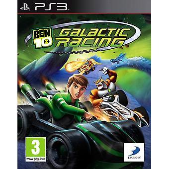 Ben 10 Galactische Racing (PS3)