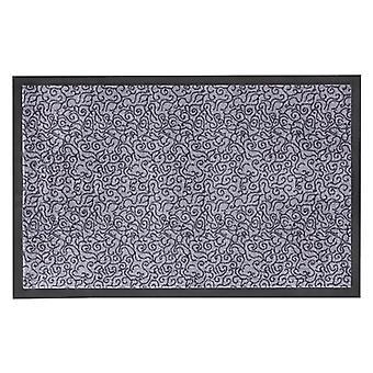 Schmutzfangmatte Fußmatte Türmatte Bodenmatte Smart grau