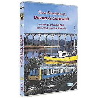 Scenico secondarie di DVD Devon & Cornwall