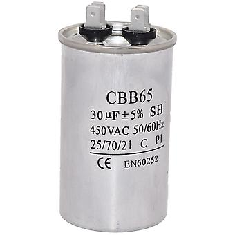 Universal 30UF/MFD AC Motor Start Capacitor 450v