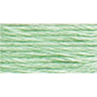 DMC 6-Strand Embroidery Cotton 8.7yd-Light Nile Green