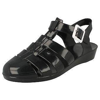 Ladies flekk på Casual Jelly sandaler
