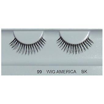 Wig America Premium False Eyelashes wig514, 5 Pairs