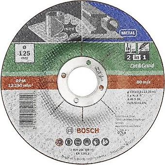 3-i-1 kutte plate Bosch tilbehør 2609256308 Diameter 115 mm