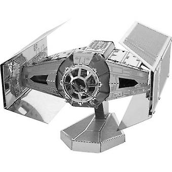 Model kit Metal Earth Star Wars Vader TIE Fighter