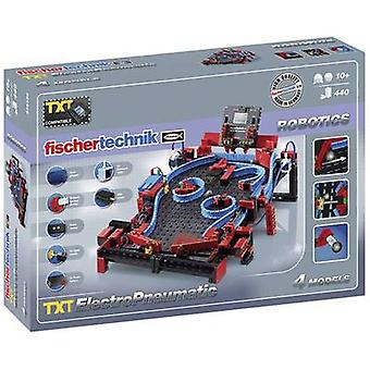 Science kit fischertechnik ROBO TXT ElectroPneumatic 516186 10 years and over