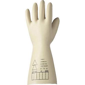 Natural rubber Electricians gauntlet Size (gloves): 10, XL EN 60903 Electrosoft classe 0/1000V cat 3 taille 2091907 1 pair