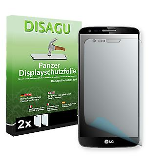 LG D800 G2 LTE display protector - Disagu tank protector protector (deliberately smaller than the display, as this is arched)