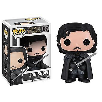 Funko Game of Thrones Jon Snow Pop Vinyl Figure