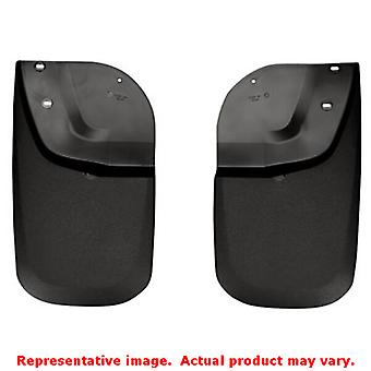 Husky Liners 57691 zwarte Custom Molded modder bewakers FITS: FORD 2011-2014 F-250