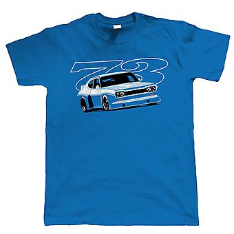 Capri 73, Mens Motorsport T-Shirt