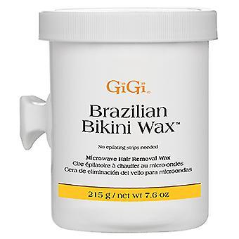 GiGi brasilianske Bikini mikroovn (hård) voks 8oz