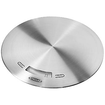 Stellar Kitchen, 5.0kg Digital Slimline Scale