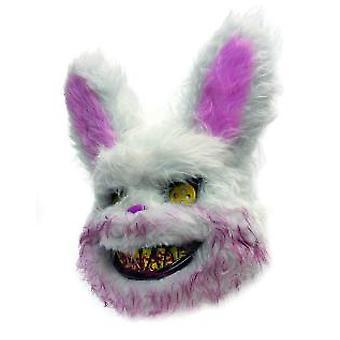 Mask Halloween horror Bunny rabbit Unsisex adult mask
