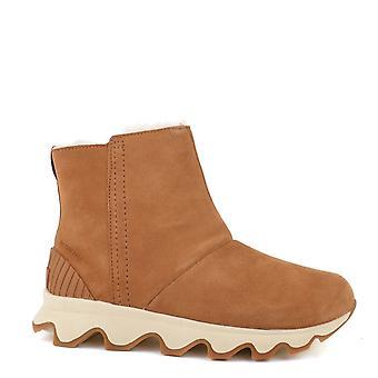 Sorel Kinetic Camel Brown Short Boot