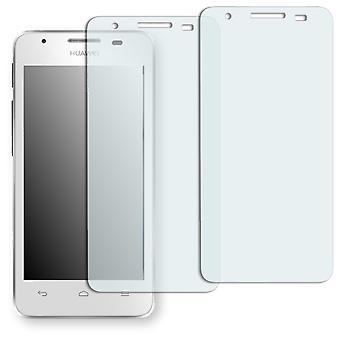 Huawei Ascend G510 display protector - Golebo crystal clear protection film
