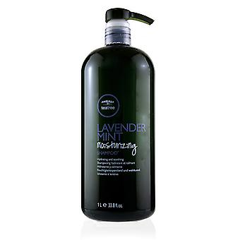 Paul Mitchell Tea Tree Lavender Mint Moisturizing Shampoo (Hydrating and Soothing) - 1000ml/33.8oz