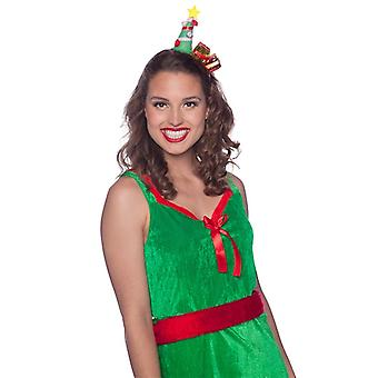 Headband Christmas tree Gifts Christmas Lady costume