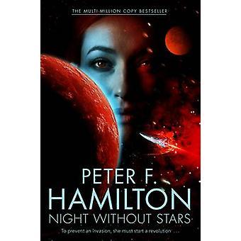 Nat uden stjerner af Peter F. Hamilton - 9780230769496 bog