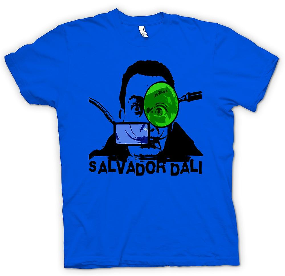 Mens T-shirt - Salvador Dali - Künstler - Surreal