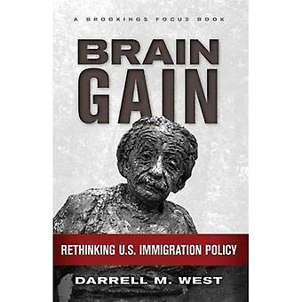 Brain Gain: Rethinking U.S. Immigration Policy