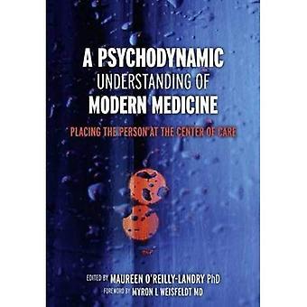 Psykodynaaminen käsitys nykyaikaisen lääketieteen