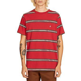 Volcom Men's T-Shirt ~ Beauville Crew