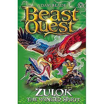 Beest Quest: Zulok de gevleugelde geest: serie 20 boek 1 (Beast Quest)