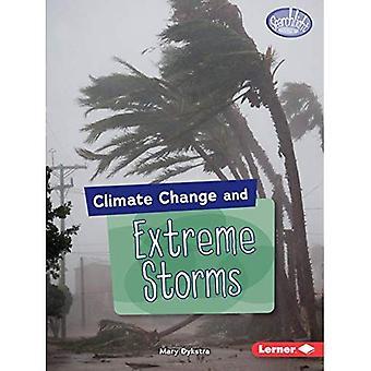 Climáticas e tempestades extremas (Searchlight Books (TM) - mudança climática)