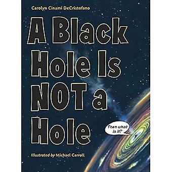 Un trou noir n'est pas un trou