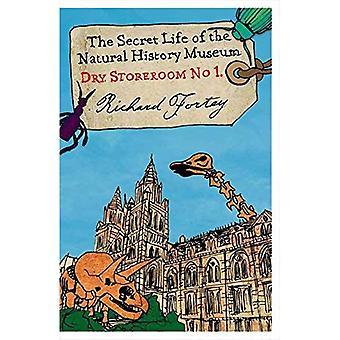 Loja seco quarto n. º 1: A vida secreta do Museu de História Natural