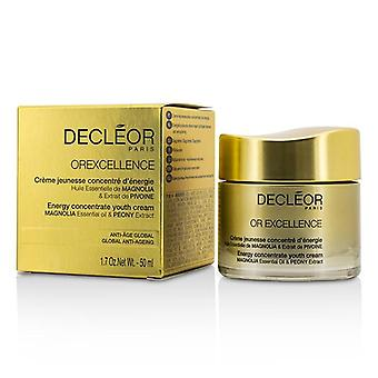 Decleor Orexcellence Energy Concentrate Youth Cream - 50ml/1.7oz