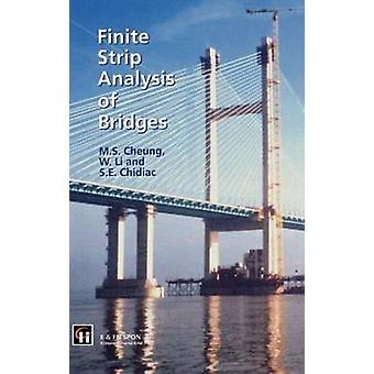 Finite Strip Analysis of Bridges by Spon