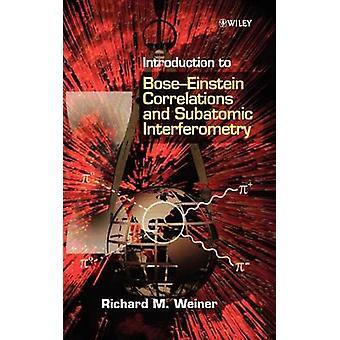 Introducción a las correlaciones de BoseEinstein por Weiner