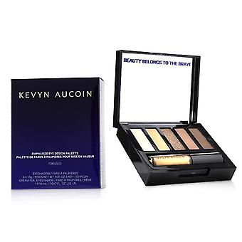 Kevyn Aucoin Emphasize Eye Design Palette - # Focused - -