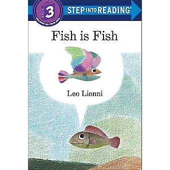 Fish Is Fish by Leo Lionni - 9780553522181 Book