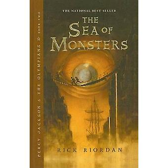 The Sea of Monsters by Rick Riordan - 9781606860380 Book